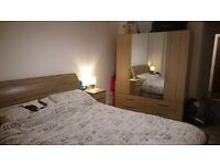 Double Wardrobe, Bedside Table, Chest of Drawers, Furniture Collection