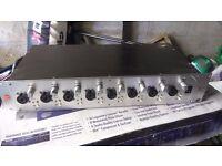 SM Pro Audio PR8 MK2 Pre-Amp