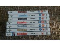 shameless 1-7 set
