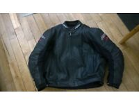 RST Blade Leather Jacket size 54 3xl