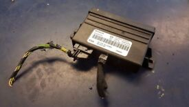 2008 CITROEN C4 GRAND PICASSO PARKING CONTROL MODULE UNIT ECU 0263004233 BOSCH