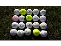 Pinacle Golf Balls