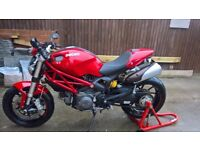 Ducati Monster 796, 2011 Mint condition