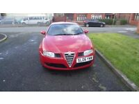 Alfa Romeo GT, Sport, Coupe, full service history