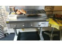 FREE STANDING GRILL