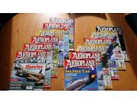 Aeroplane Monthly 2011 Full year (12 magazines)