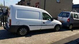 Prefer swap(Price reduced)SWAP Combo van with tow bar for car with towbar