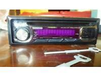 Kenwood car stereo KDC- W5544U