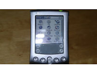Palm M505 Handled !!! massive bundle !!! check out !!! Rare collectors item PDA