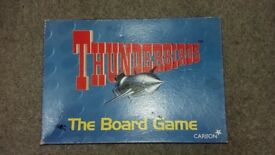 Thunderbirds - The Board Game