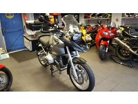 BMW R1200 GS ABS 2006 BLUE extremley clean WITH FULL BMW BOXES WORTH £2000