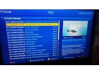 IPTV WITH FULL PROGRAM GUIDE (ZGEMMA)