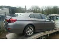 Breaking BMW F10 520D