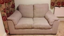 one sofa bed and one 2 seater sette for quick sale whitin 7 days of posting