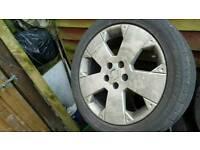 Vauxhall alloys 17in 5x110