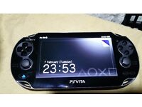 SONY PS VITA, Playstation Vita Console, Black Wifi and G3, as new, no box.