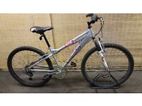 "Ladies mountain bike UTOPIA MOLTEN Frame 14,5"" VGC!"