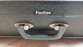 Retro / Vintage Feetline Suitcase. Props/wedding/decorative piece/project/display option