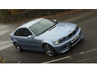 BMW E46 M3 Silverstone Special Edition PX SWAP WHY