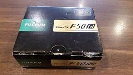 FUJIFILM FINEPIX F50 FD NEW