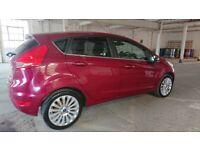 Ford, FIESTA, Hatchback, 2009, Manual, 1399 (cc), 5 doors