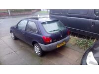 Ford Fiesta Spares or repairs only as MOT Failure - Reasonable offers!