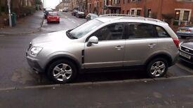 I'm selling A Car Vauxhall Antara