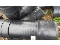 Polypipe Rigidrain 300mm x 225mm Y-Junction. Twinwall