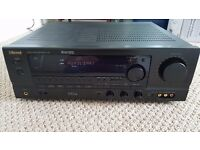 Sherwood Newcastle 5 ch dolby pro logic amp very powerful mine from new mint condition with box