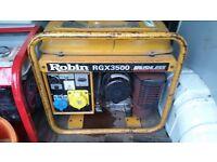 Robin 3kva generator