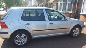 VW GOLF 1.6L 2003 FOR SALE