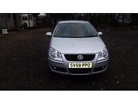 Volkswagon polo 1.4 very low mileage