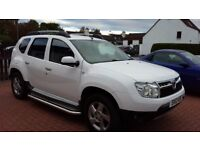 DACIA DUSTER 1.5 FULL SERVICE HISTORY THIS IS NOT JUST ANY DUSTER AS YOU WILL SEE BY THE PHOTOS.