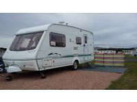 SWIFT CHALLENGER 530SE 4 BERTH