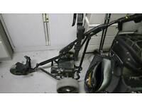 Powakaddy electric golf trolley + battery + charger + bag