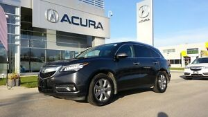 2016 Acura MDX Elite Was $55,999 Now $53,991 360' Camera, navig