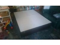 King-size Double Bed lightweight frame for sale