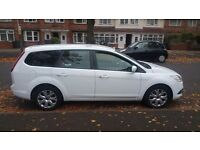 Taxi plated ford focus 1.8 diesel