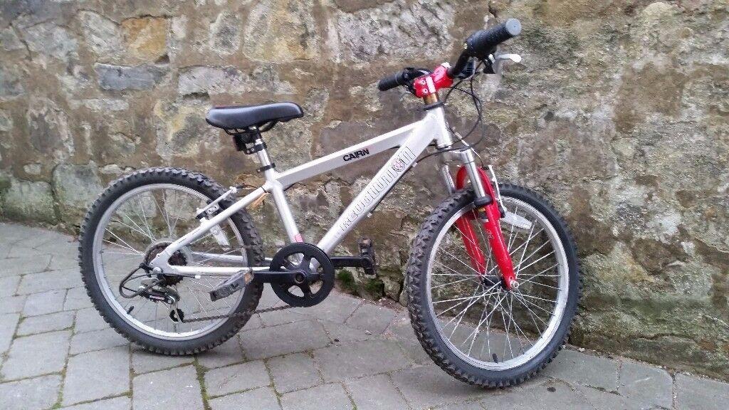 Kids Bicycle from Edinburgh Bike Co-op suit 5 - 9 year olds ...