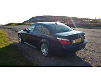 (2008) BMW 5 Series 535d M-Sport Saloon Diesel