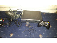 Xbox 360 120GB Bundle (22 Games, Gioteck Headset) Call of Duty, Left 4 Dead