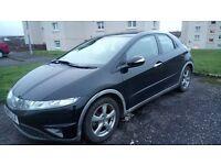 2007 Honda Civic 1.8 petrol