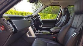 Land Rover Range Rover TDV6 VOGUE (black) 2013-07-11