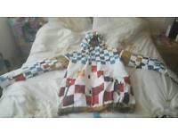 Quicksilver ski jacket XL