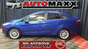 2014 Ford Fiesta SE Sunroof! $109 Bi-Weekly! APPLY NOW DRIVE NOW