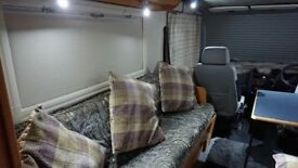 Arto is a 3 berth luxury Niessman Bischoff Motorhome. Right hand drive, memory foam mattress, comfy!