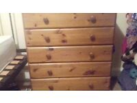 Chest of drawers - great value