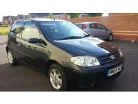 ✰ GENUINE 64k LOW MILES - SMALL WINDSCREEN CHIP ✰ 2005 Fiat Punto 1.2 Active ★ GOOD DRIVE ★