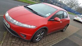 Honda civic *12 month mot *