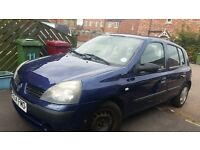 Renault Clio 1.5 Diesel - only £30 year car tax